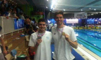 Κολύμβηση: «Χρυσός» και στα 50μ. ύπτιο ο Χρήστου
