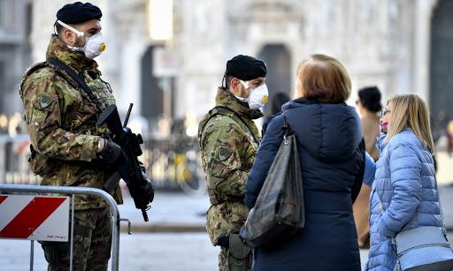 Κορονοϊός: Αυξήθηκαν στους 14 οι νεκροί στην Ιταλία – Εκατοντάδες τα κρούσματα