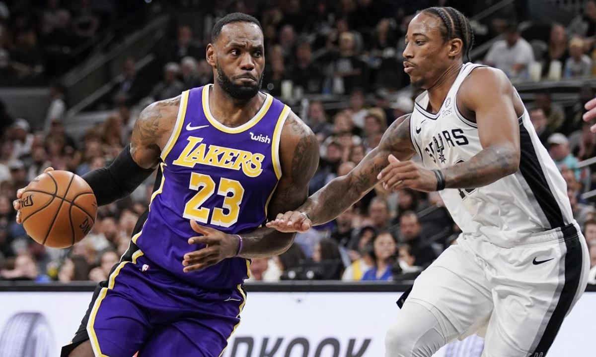 NBA: Πάρτι με ΛεΜπρόν οι Λέικερς, εύκολα οι Ρόκετς (vids) - Sportime.GR
