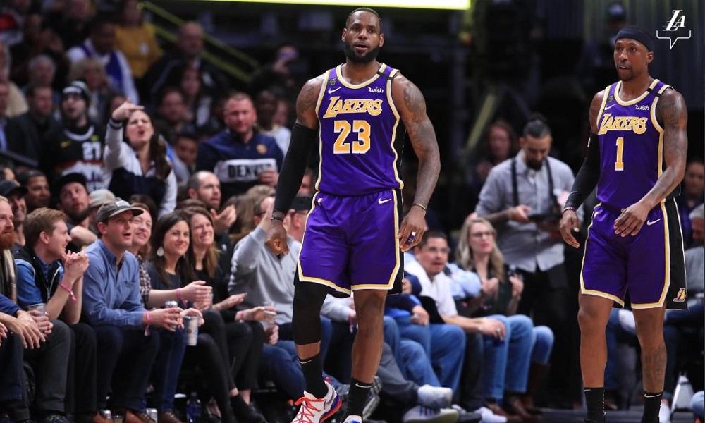 NBA: Νίκη για Λέικερς με «τριπλό» Λεμπρόν, κορυφαίος ο Ντόντσιτς για Μάβερικς (vids)