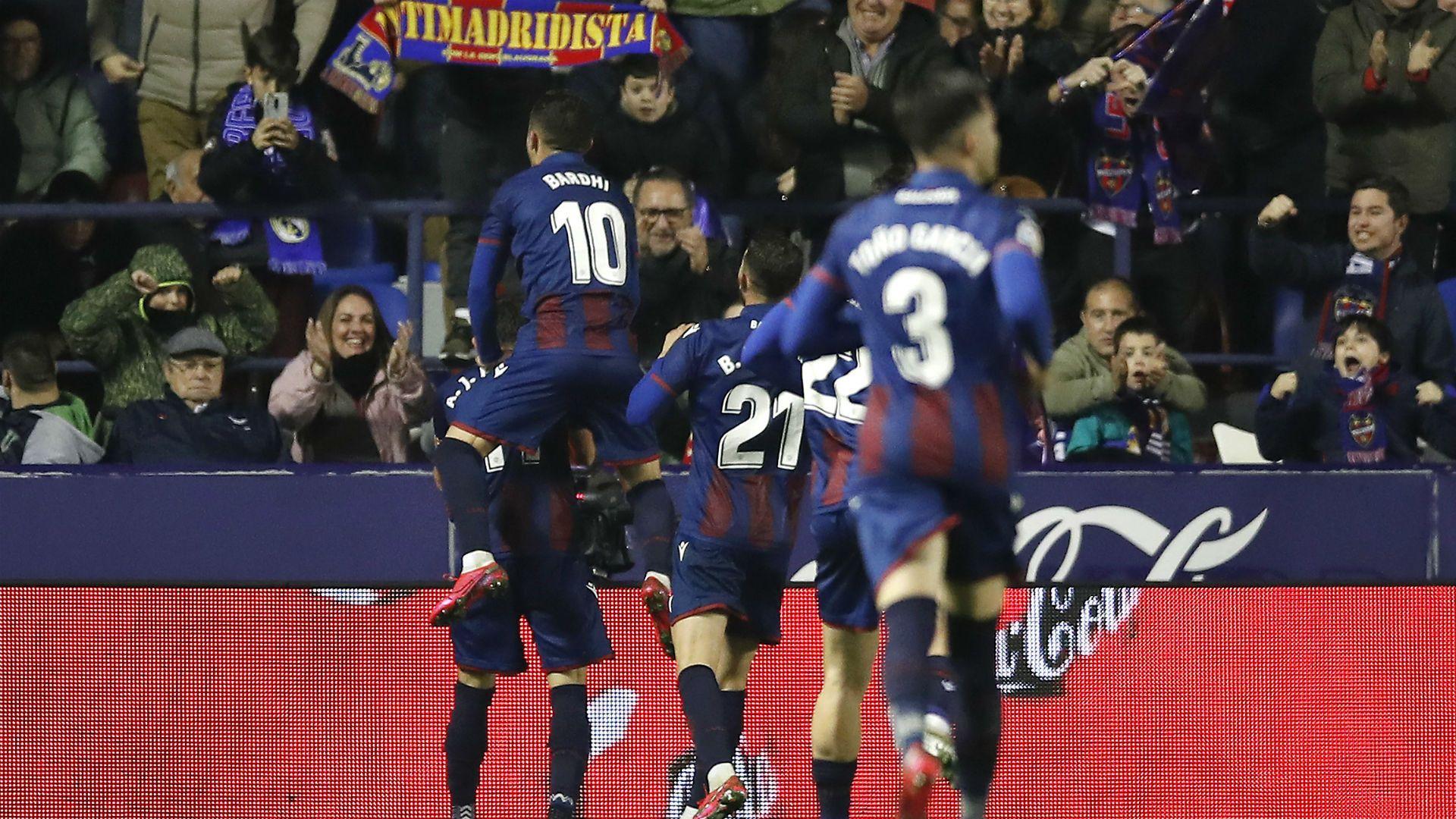 Λεβάντε – Ρεάλ Μαδρίτης 1-0: Το χάνει μόνη της! (vids)