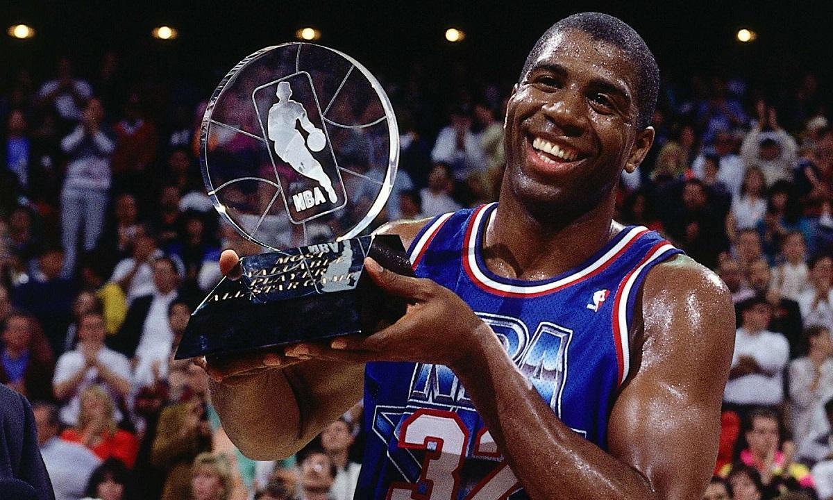 Η μεγάλη επιστροφή του Μάτζικ Τζόνσον για το All Star Game - Sportime.GR