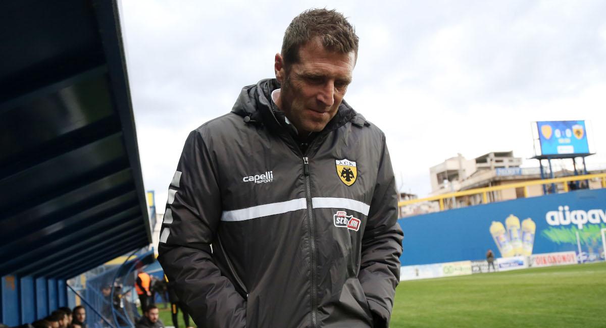 Καρέρα: «Ποτέ δεν είναι ευχαριστημένος ένας προπονητής»