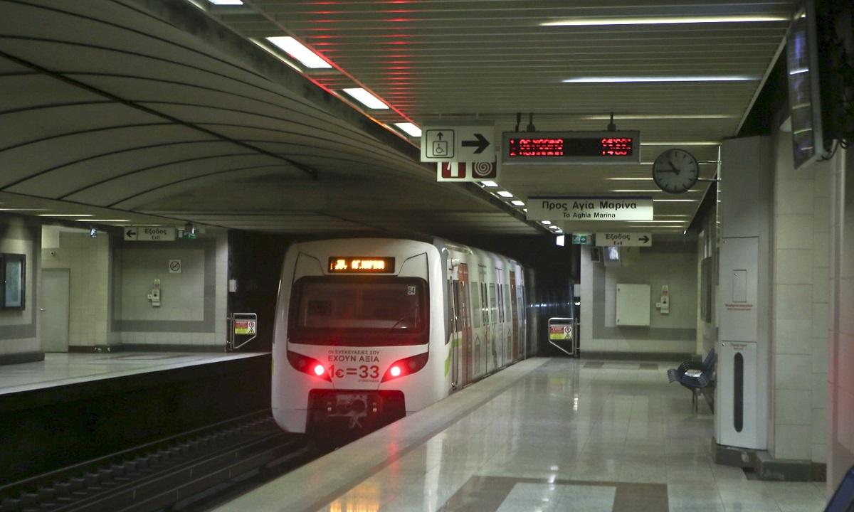 Τηλεφώνημα για βόμβα στο σταθμό του Μετρό «Αιγάλεω»