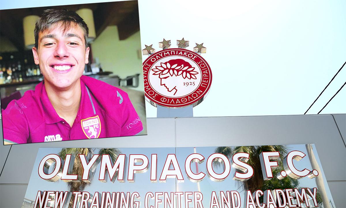 Ολυμπιακός: Επιβεβαίωση του sportime.gr και επίσημα ο Παπαδάκος - Sportime.GR