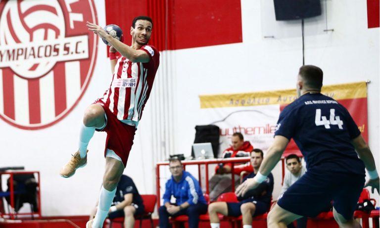 Handball Premier: Εύκολα ο Ολυμπιακός
