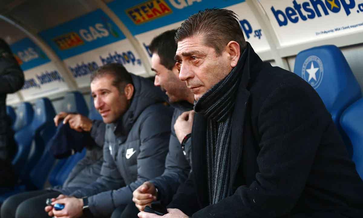 Παντελίδης: «Το σημαντικό είναι η πρόοδος της ομάδας» - Sportime.GR