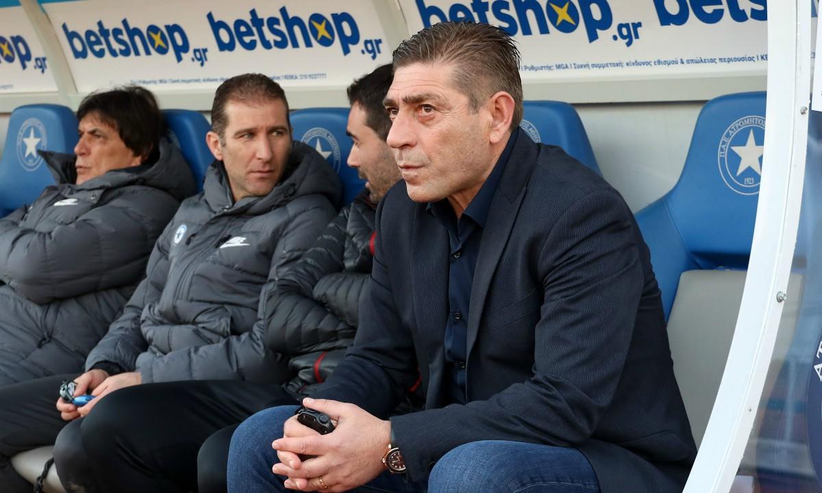 Παντελίδης: «Παρουσιάσαμε βελτίωση κόντρα στην ΑΕΚ» - Sportime.GR