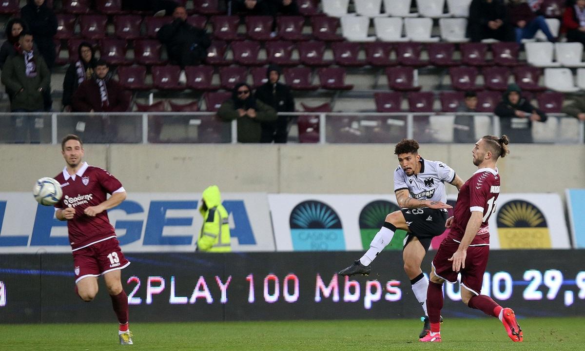ΑΕΛ – ΠΑΟΚ 0-2: Απίστευτο γκολ του Αουγκούστο! (vid)
