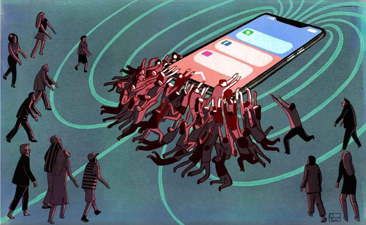 Εθισμός στο διαδίκτυο: Aντιμετωπίστε τις πραγματικές αιτίες
