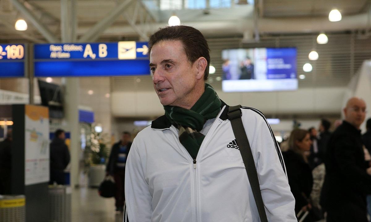 Πίτινο: «Θέλουμε τέσσερις νίκες για να μπούμε στα πλέι-οφ»