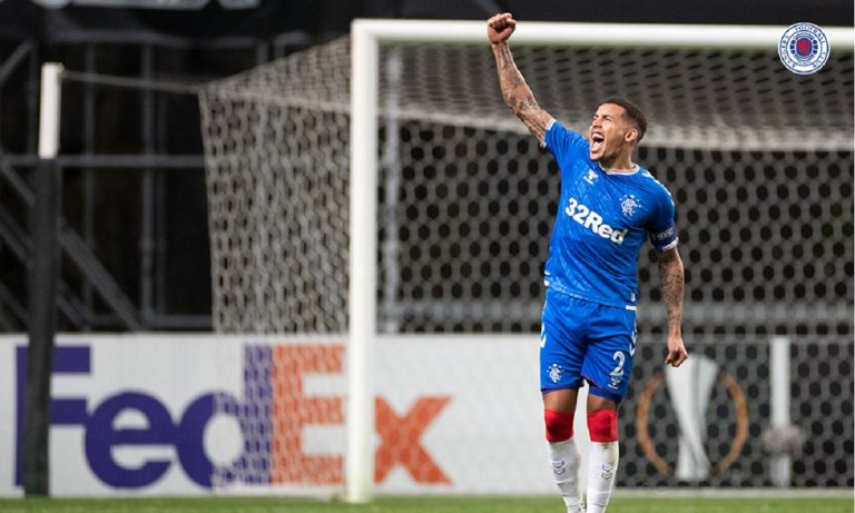 Europa League: Δεύτερη νίκη και πρόκριση η Ρέιντζερς (vid)