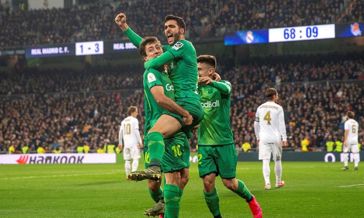 Εκτός κυπέλλου η Ρεάλ Μαδρίτης, ήττα 4-3 από τη Σοσιεδάδ (vids) - Sportime.GR
