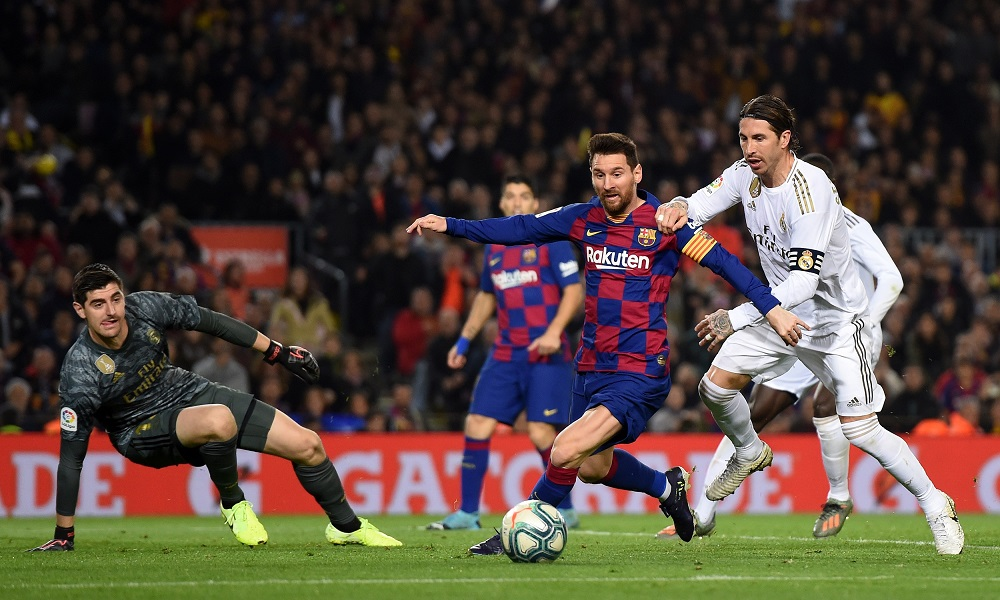 Ρεάλ Μαδρίτης – Μπαρτσελόνα: Clásico για δυνατούς λύτες. Το sportime.gr σας σκιαγραφεί το τοπίο της απόλυτης ποδοσφαιρικής σύγκρουσης λίγες ώρες πριν τη σέντρα στο«Σαντιάγο Μπερναμπέου»