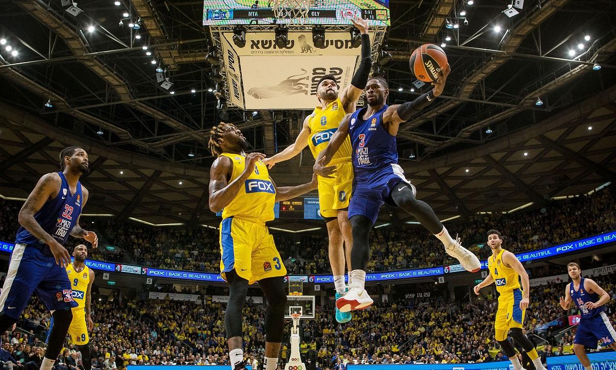 Euroleague, 26η Αγων: Αποτελέσματα και Βαθμολογία
