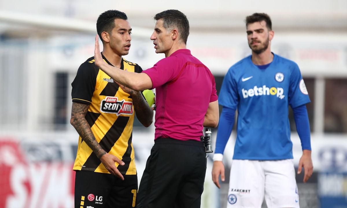 ΑΕΚ: Ο Αραούχο το ποδόσφαιρο, ο Σιδηρόπουλος το… παραποδόσφαιρο - Sportime.GR