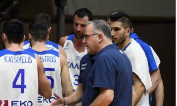 Σκουρτόπουλος: «Όσο πιο γρήγορα την πρόκριση»- Εθνική Ανδρών