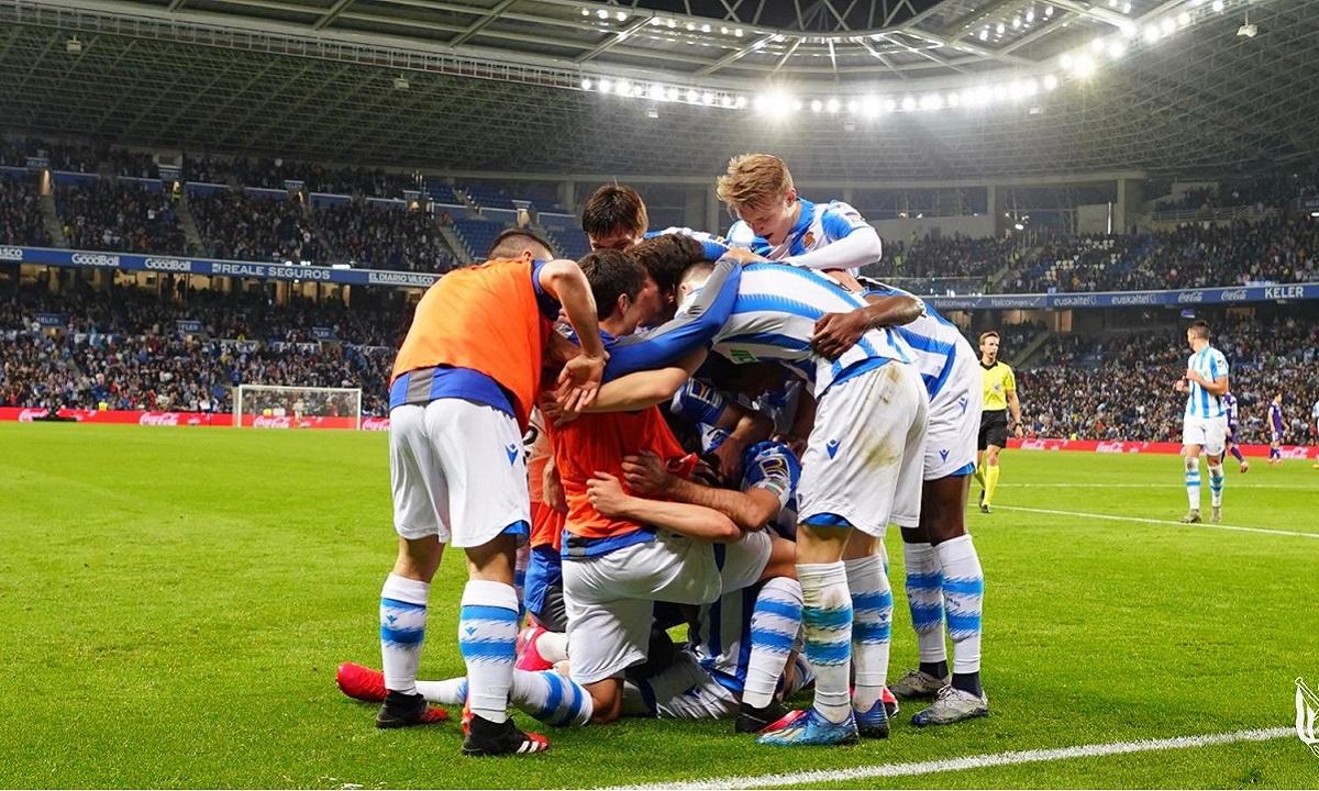 Ρεάλ Σοσιεδάδ – Βαγιαδολίδ 1-0: Ανέβηκε 3η! (vid) - Sportime.GR