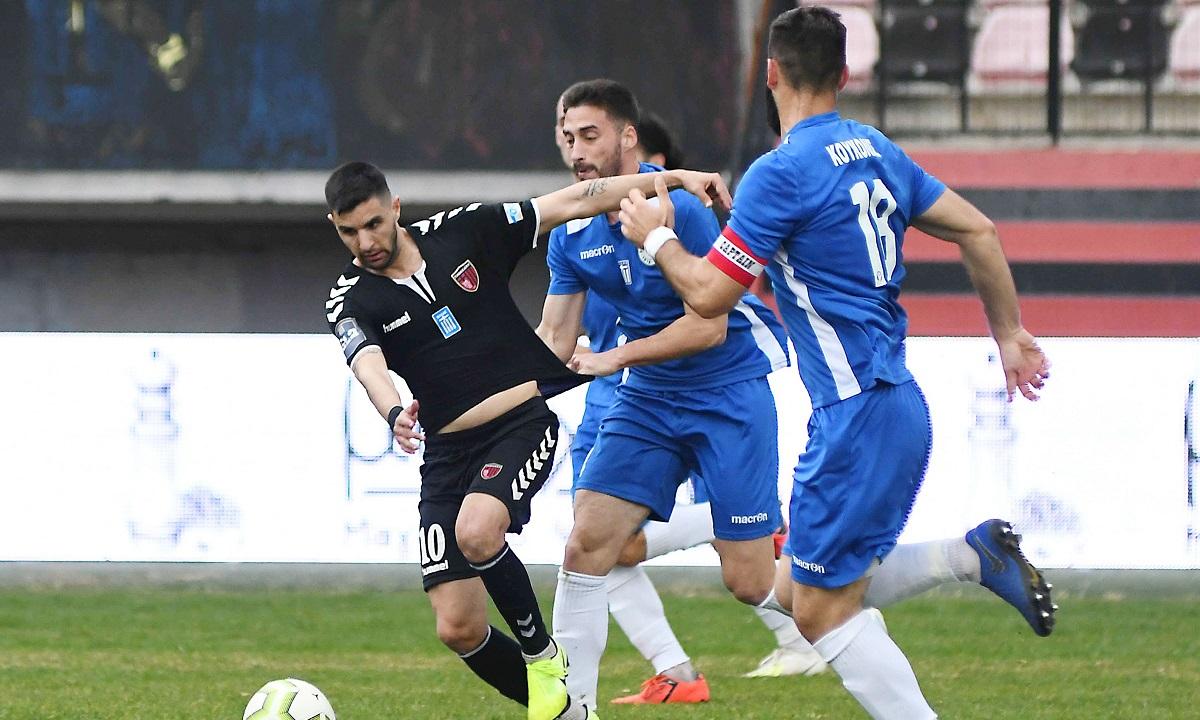 Super League 2: Δράση σε Πάτρα, Λάρισα και Νέα Σμύρνη - Sportime.GR