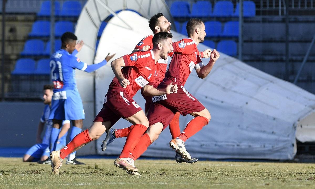 Super League 2: Στο 94′ τα Χανιά, 1-1 τον ΠΑΣ – Ισοπαλία και στη Λιβαδειά (vid)