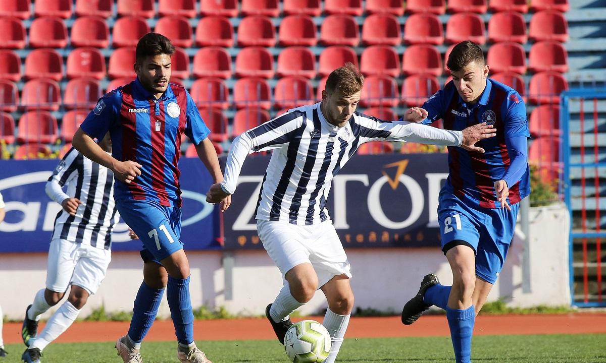 Super League 2: Με ανατροπή ο Απόλλων Σμύρνης, νίκες για Παναχαϊκή, Χανιά (vid) - Sportime.GR