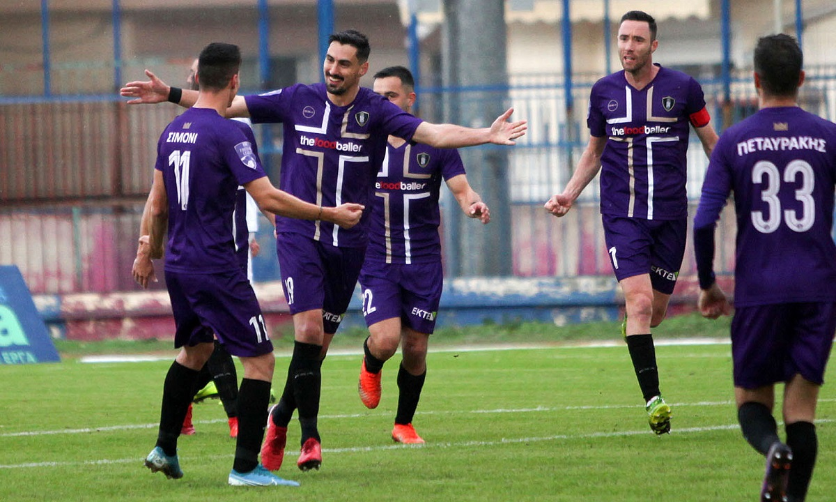 Football League: Live streaming Βέροια – Τρίκαλα - Sportime.GR