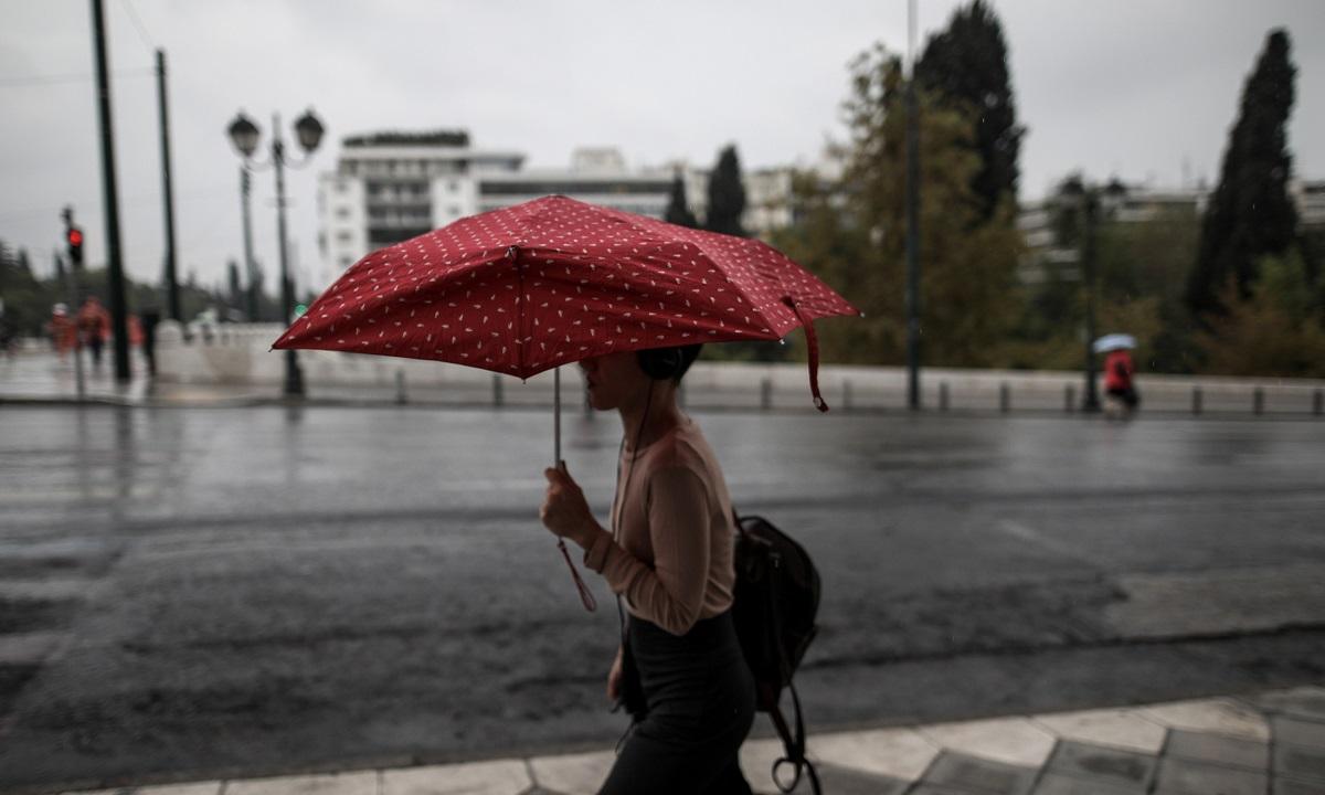 Καιρός 7/4: Βροχές και τσουχτερό κρύο - Sportime.GR