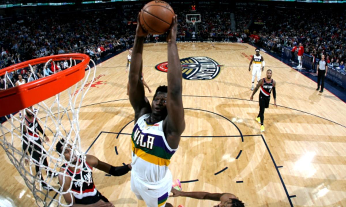 NBA: Άλλη μία 30άρα του Γουίλιαμσον, ματσάρα στη Βοστώνη (vids) - Sportime.GR