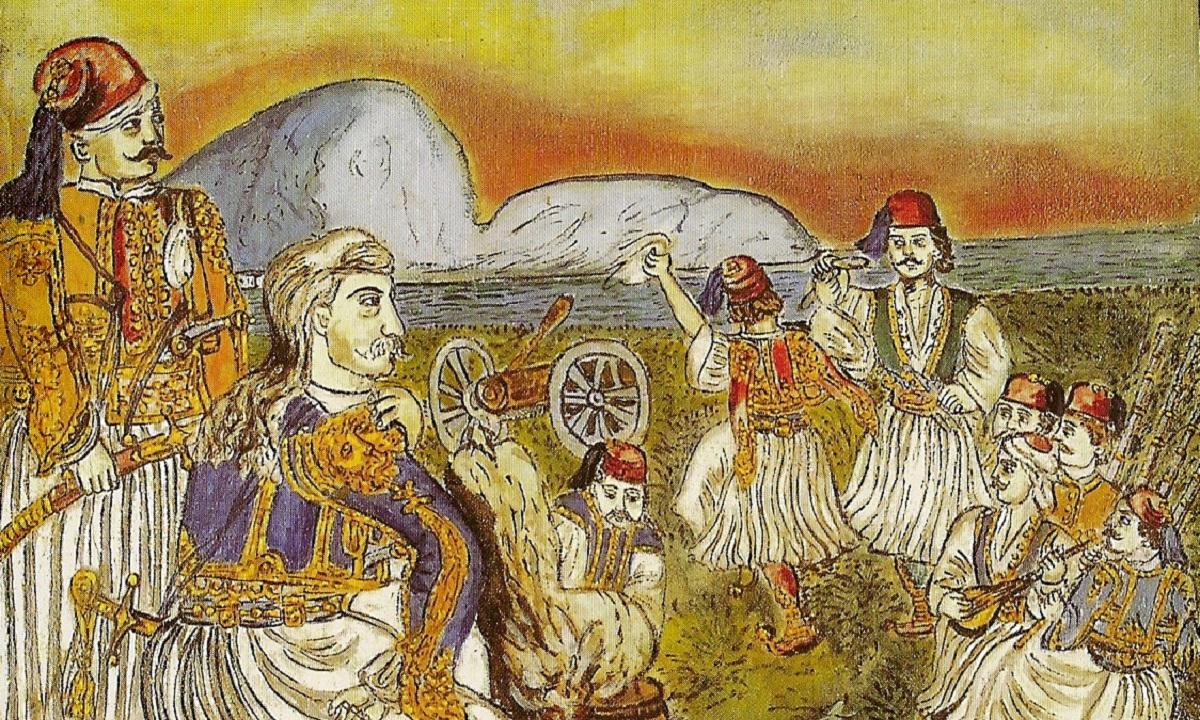 Θεόδωρος Κολοκοτρώνης: Ο λόγος του σε μαθητές στην Πνύκα (pic)