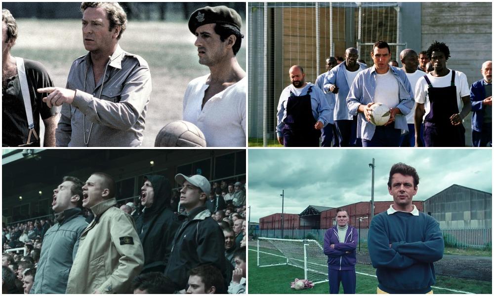 Ποδόσφαιρο: Η «στρογγυλή θεά» στην «έβδομη τέχνη»