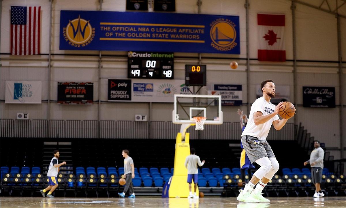 NBA: Γυρίζει ο Στεφ Κάρι στο ματς με το Τορόντο!