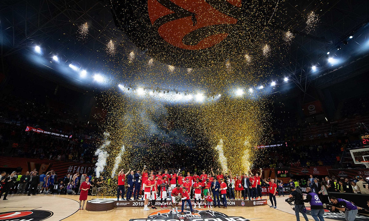 Euroleague: «Οι αγώνες θα ξαναρχίσουν όταν το επιτρέψουν οι συνθήκες!» (pic)