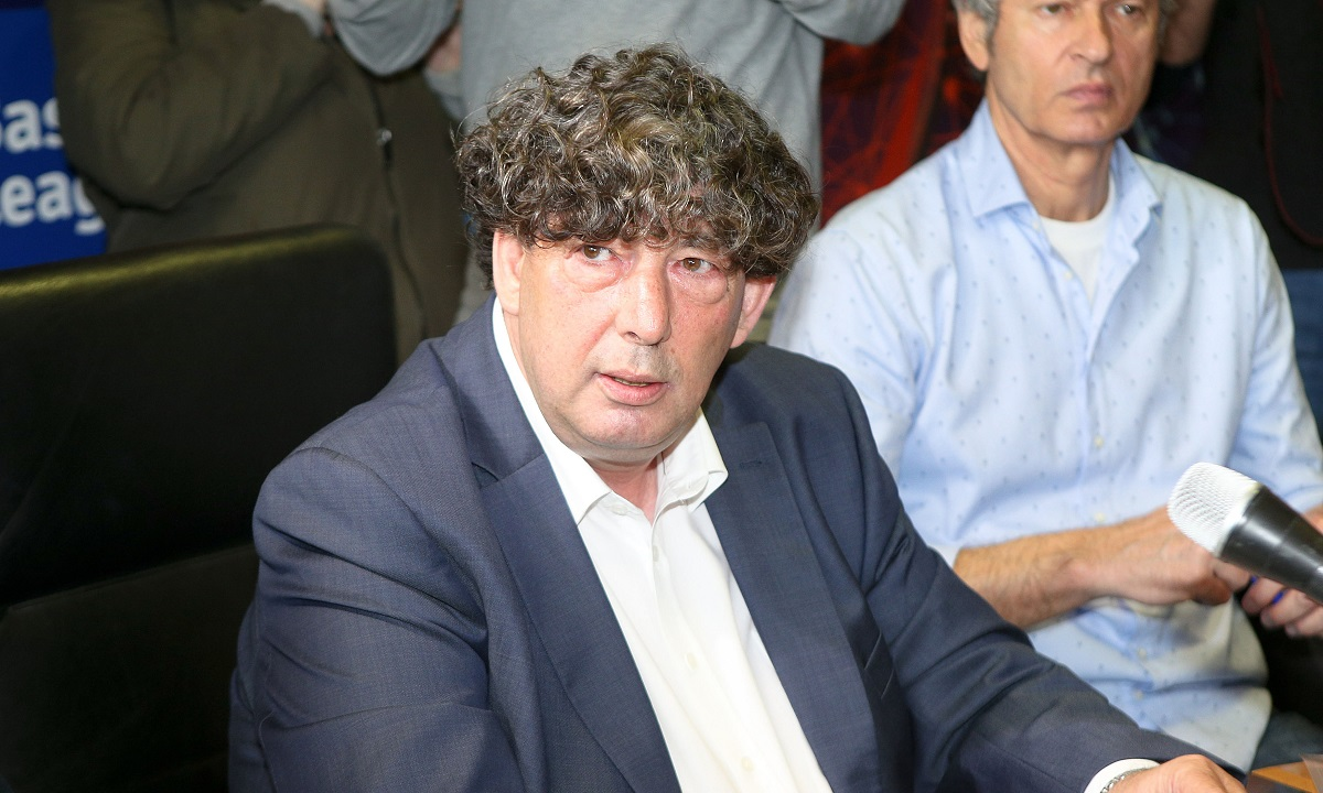 Εδώ η αστεία Basket League… Γαλατσόπουλος λαμβάνει; - Sportime.GR