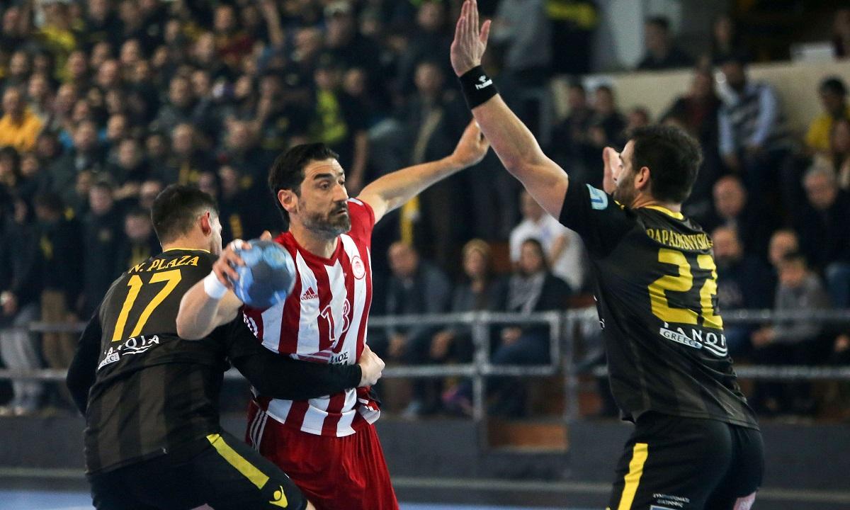 Χάντμπολ: Αναβλήθηκε ο τελικός Κυπέλλου, σε νέα ημερομηνία το ΑΕΚ-Ολυμπιακός