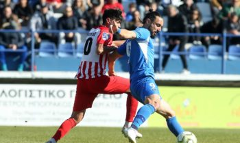 Football League: Εύκολες νίκες για Ιωνικός και Καβάλα