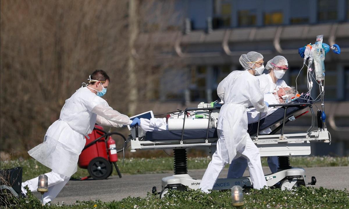 Κορονοϊός – Ισπανία: Ξεπέρασαν τους 15.000 οι νεκροί και τα 150.000 τα κρούσματα (vid)