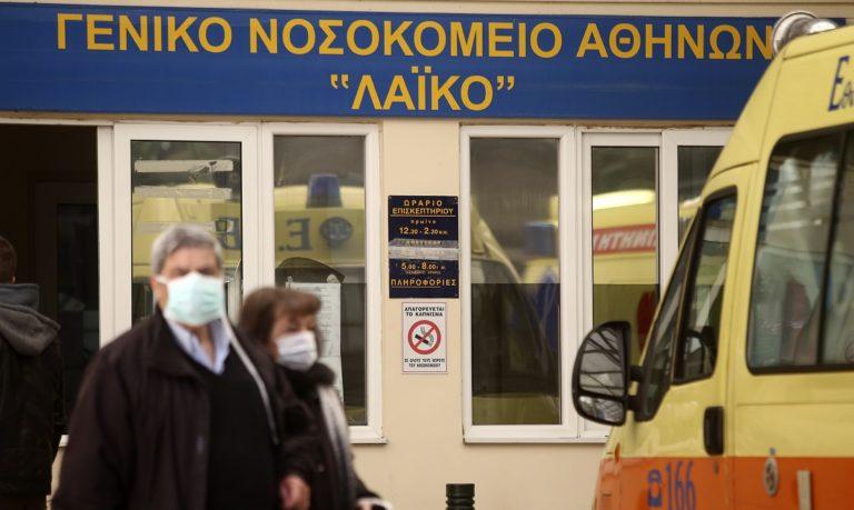Κορονοϊός – Ελλάδα: Παλεύει να κρατηθεί στη ζωή ο 66χρονος – Διασωληνώθηκε και δεύτερος ασθενής