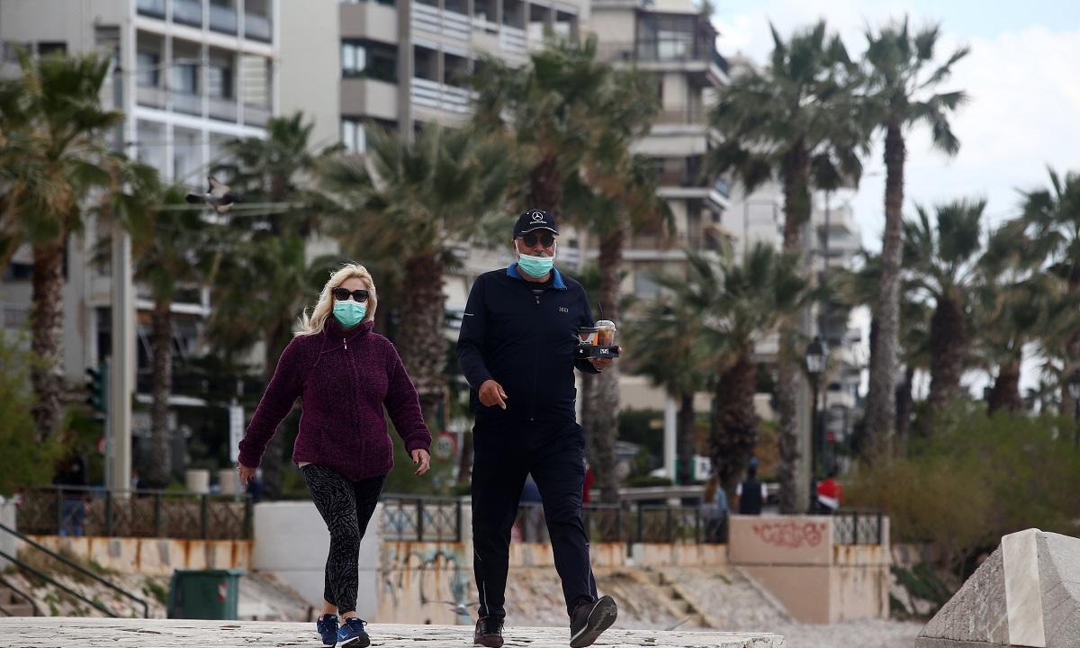 Κορονοϊός – Καστοριά: 40ό θύμα στην Ελλάδα ένας 56χρονος (vids)