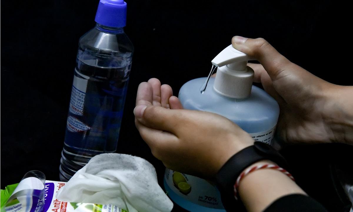 Κορονοϊός: Αυτός είναι ο σωστός τρόπος για να πλένετε τα χέρια σας (vid)