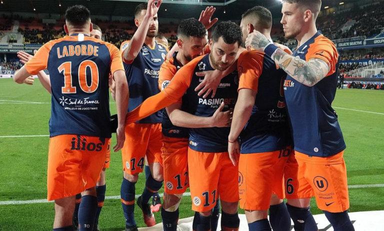 Ligue 1: 3-0 σε οκτώ λεπτά η Μονπελιέ