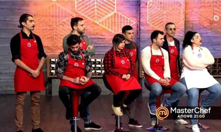 MasterChef 4: Πάρτι της κόκκινης ομάδας, τεράστια η διαφορά των δύο ομάδων