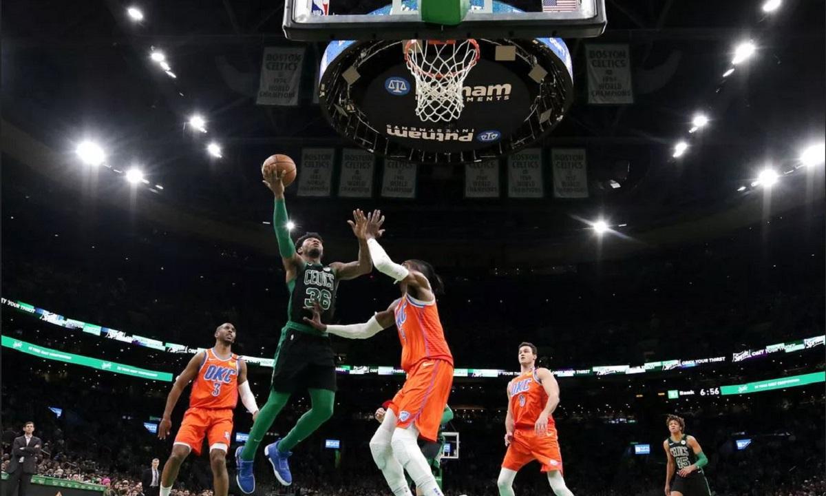 NBA: Στο νήμα η Οκλαχόμα τη Βοστόνη, νίκες για Τορόντο, Μπρούκλιν (vids) - Sportime.GR