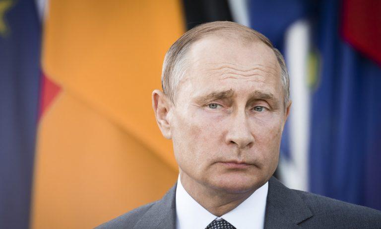 Πούτιν: Προτάθηκε για το Νόμπελ Ειρήνης