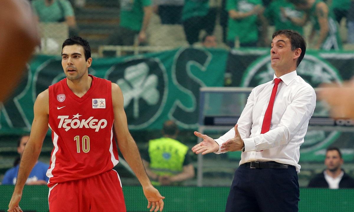 Ολυμπιακός: Επιστροφή στην Basket League, με Σλούκα στο ρόστερ!