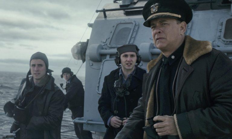 Greyhound: Το τρέιλερ της νέας ταινίας του Τομ Χανκς με τα αντιτορπιλικά τα… σπάει