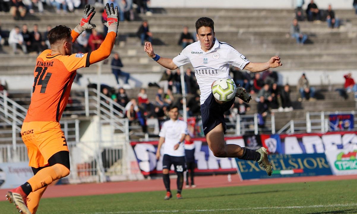 Football League: Ντέρμπι κορυφής στην Ιεράπετρα - Sportime.GR