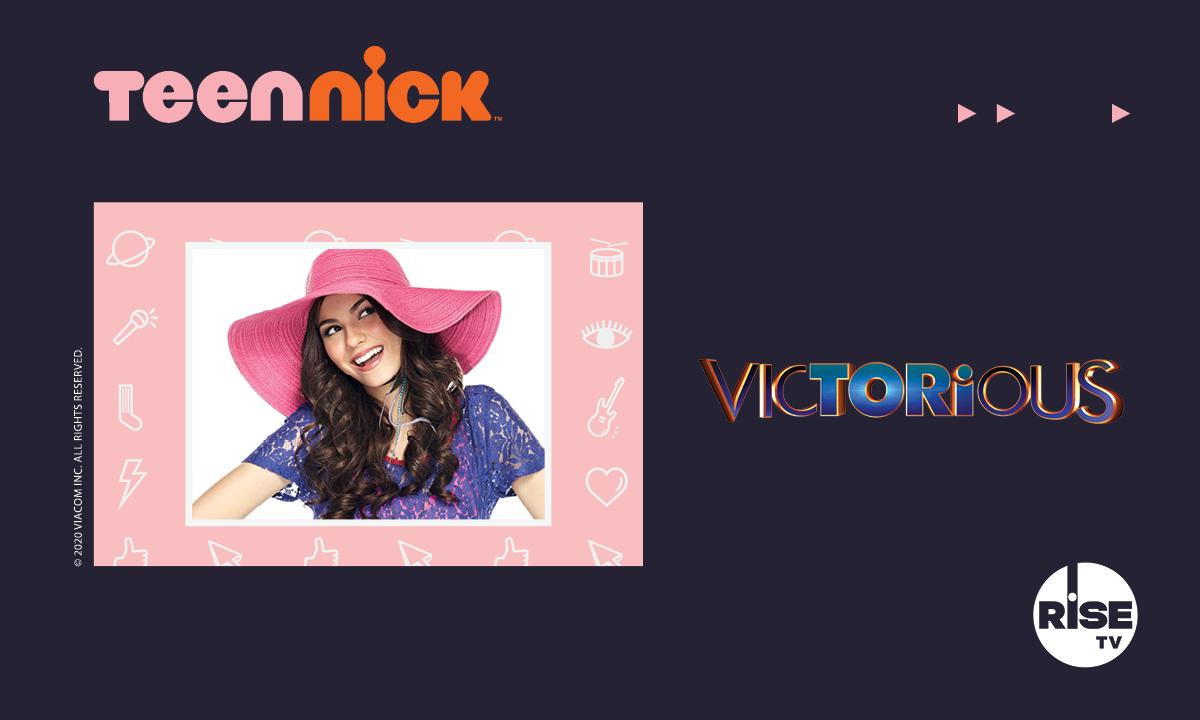 Victorious: Καθημερινά στο TeenNick - Sportime.GR
