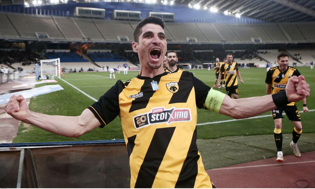 Μάνταλος: O Captain! My Captain! - Sportime.GR