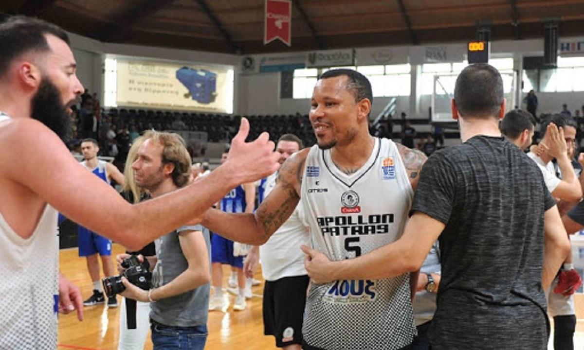 Απόλλων Πάτρας: Πρόστιμο 20 χιλιάδες από FIBA για Άκερ!