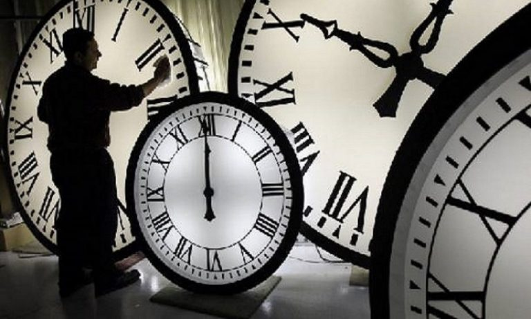 Αλλαγή ώρας: Γυρνάμε τους δείκτες των ρολογιών μια ώρα μπροστά